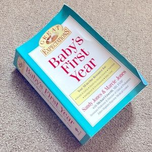 Baby book for new parents